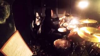 Belphegor -Diaboli Virtus in Lumbar Est/Drum cover