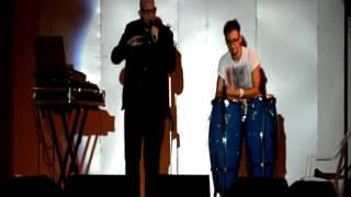 Danilo Digiacomo Conga Live & cover Mario Biondi