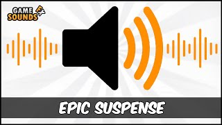 Epic Suspense - Sound Effect [HD]