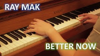Post Malone - Better Now Piano by Ray Mak