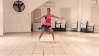 Hula hoop Daddy Yankee - Eva Quevedo