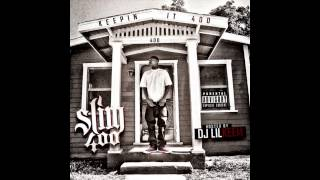 Slim 400 (Pushaz Ink) - Aint Got Shit Feat. Kiddoe , AD & Budda Ru [Keepin It 400]