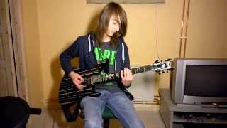 Sabaton - To Hell and Back - Guitar Cover WITH SOLO