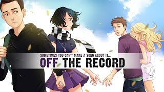 Anna Blue & Damien Dawn- Off The Record (Kickstarter Comic)