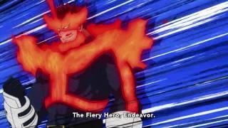 Endeavor vs Villans 「Unreleased/SOUNDTRACK」 -Boku no Hero Academia