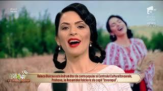 Raluca Burcea, despre cea mai nouă piesa. In videoclip apar mama și bunica artistei