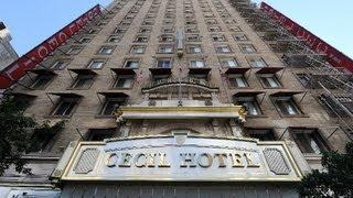 Cecil Hotel's dark history
