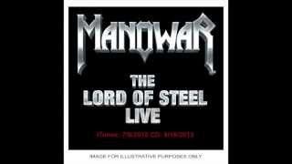 MANOWAR - The Lord Of Steel (Live from Frankfurt/Germany) (sample from The Lord Of Steel Live)