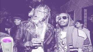 Juicy J Ft Wiz Khalifa Always High Screwed&Chopped