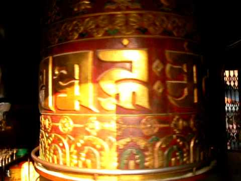 Nepal Bouddhanath Wheel