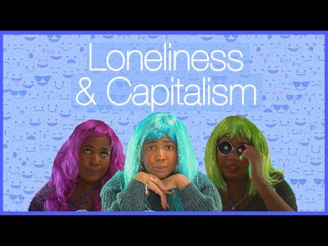 Loneliness & Capitalism : Inside Angie Speaks