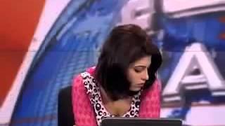 Leaked Video of Pakistani Samaa News Anchor Fiza Khan 2016
