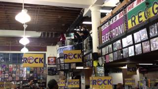 "Kendrick Lamar ""Backseat Freestyle"" Live Rasputin Berkeley 10.24.12"