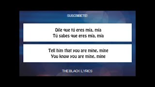 Bad Bunny feat. Drake - Mia (Lyrics in english) (Letra)