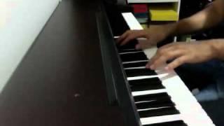 o anjo dos bons pensamentos (piano)
