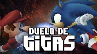 Mario VS. Sonic | Duelo de Titãs