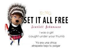SING ~ Scarlett Johansson - Set It All Free (POR FAVOR, LEE LA DESCRIPCIÓN) Sub: Español + Inglés