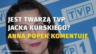 Anna Popek: nie jestem twarzą TVP! | Onet100