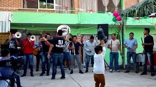 BANDA LOS OAXAPENS 2017 HD - EL PACIENTE
