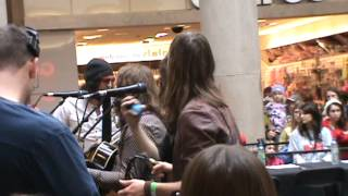 The Sheepdogs live at Juno Fan Fare by Andrea Lawrence 2013 04 20
