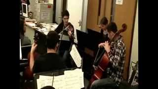 Lysander Piano Trio Visits DVHS
