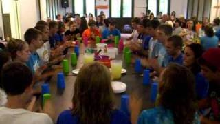 Camp Piasa 2010 JC cup dance