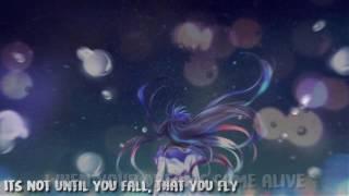 Nightcore - Dream it possible [Lyrics]