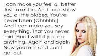 Avril Lavigne - Hot [Lyrics/Letra]