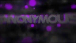 INTRO ANONYMOUS  :3