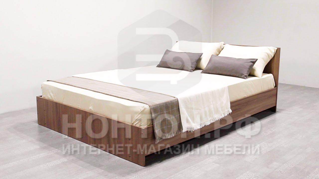 Кровать Ронда венге цаво
