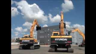 Hyundai inaugura fábrica de máquinas pesadas e garante parceria com o Rio