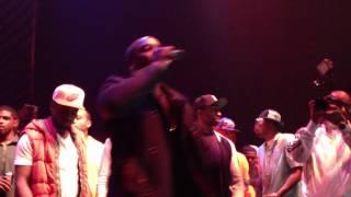 French Montana & Akon Live at Dj Prostyle's Celebrity Birthday Showcase