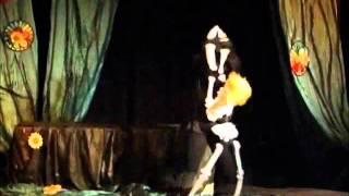 Teatro de Bonecos - Musica Asas da imaginação voz Célia Paixão