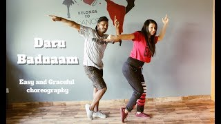 Daru Badnaam | Easy and Graceful choreography | Ripanpreet sidhu ft. Deep Birla