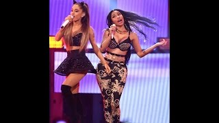 Nicki Minaj - Get On Your Knees (Official ) ft.Ariana Grande