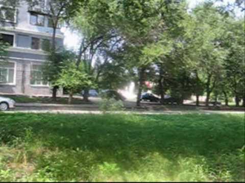 14.07.2010 Zaporizhzhya,Ukraine.Wintera boulevard..wmv