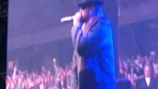donGURALesko - Trochę Czasu LIVE (13.02.2015) Wrocław Hip Hop Festiwal, Hala Stulecia