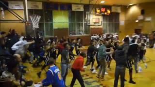 PSAL basketball: MSIT wins on buzzer-beater
