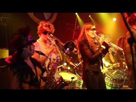KATUMBA | DRUM 'N' BRASS | Live Dance Act