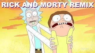 Human Music (Rick and Morty Remix)