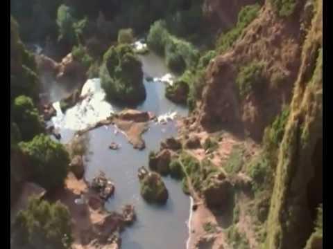 Cascade Ouzoud Maroc