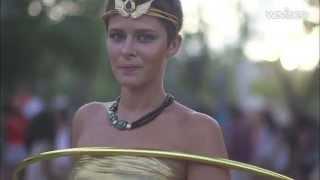 Saya Flow: Bambolê no Egito.