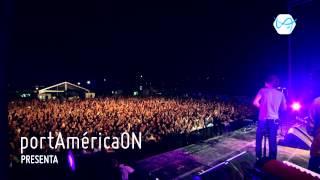 portAméricaON: tráiler estreno