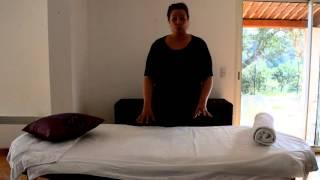 Ergonomie réglage table de massage