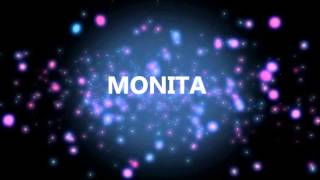HAPPY BIRTHDAY MONITA!