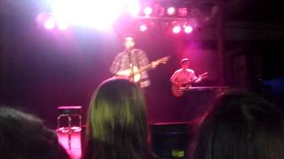 Let's Be Birds - Jacob Whitesides (Live)