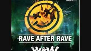 Tsunami Vs Rave After Rave Remix DJ jorge Arias