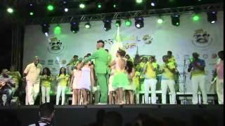 CD de sambas enredos de escolas mirins é lançado no Terreirão do Samba