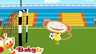 GOLO!!!! - Oliver, BabyTV Português
