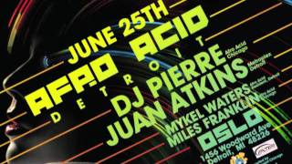 TECHNO Vs ACID in Detroit with DJ Pierre and Juan Atkins